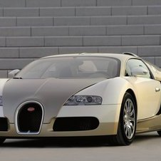 Bugatti has only upgraded the Veyron's power a few times since being introduced