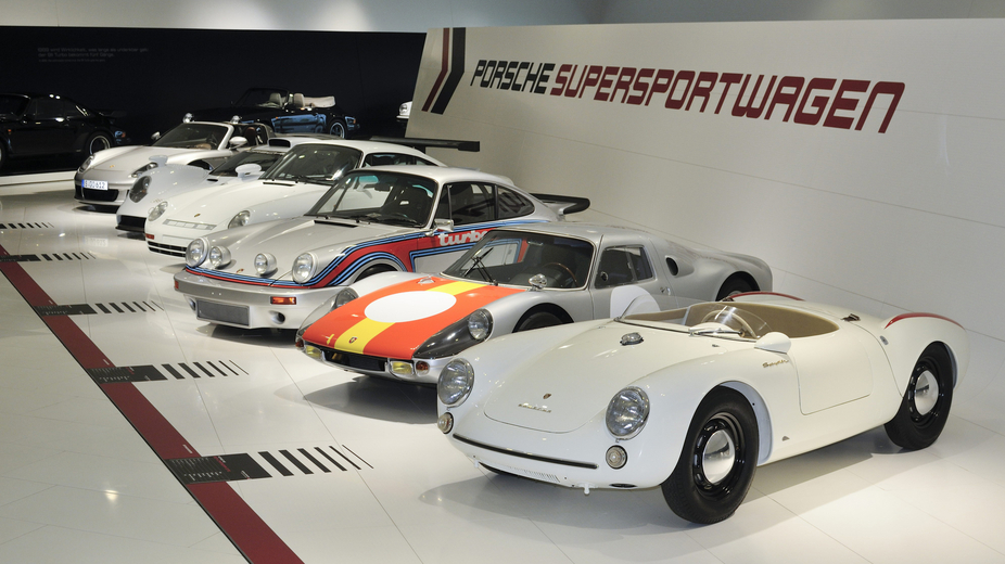 Porsche Museum Exhibiting the Most Rare Porsche Road Cars :: News ...