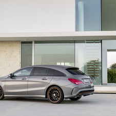 Mercedes-Benz CLA Shooting Brake 250