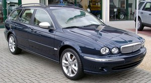 Jaguar X-Type Estate 3.0 V6