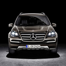 Mercedes-Benz GL 350 CDI BlueEfficiency 4Matic Grand Edition