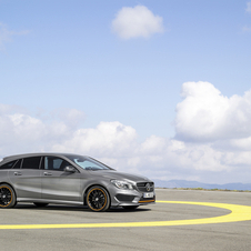 Mercedes-Benz CLA Shooting Brake 220 CDI Auto
