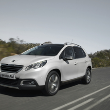 Peugeot 2008 Style 1.2 Pure Tech
