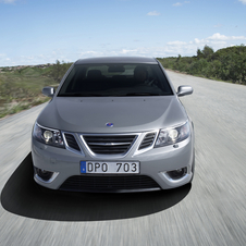 Saab 9-3 Sport Sedan 1.9TTiD 180 Vector AT