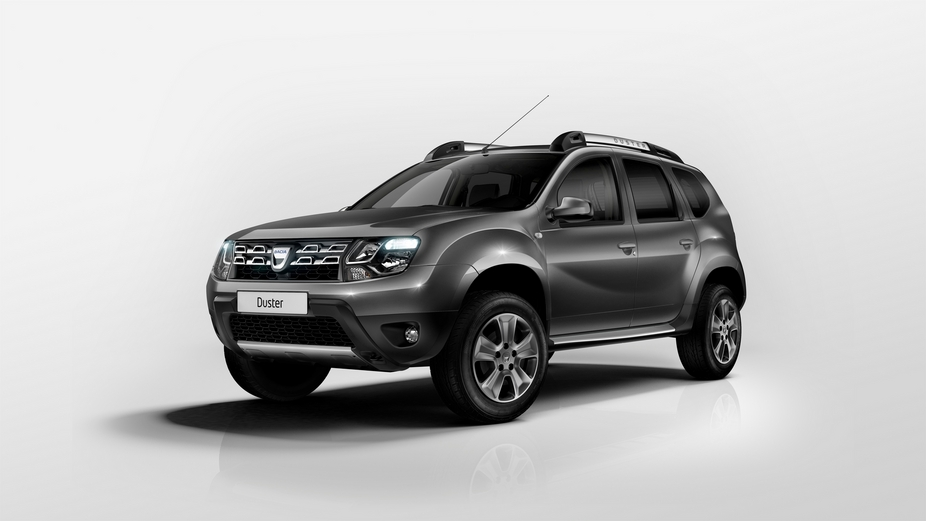 The Dacia Duster received a refresh at the Frankfurt Motor Show