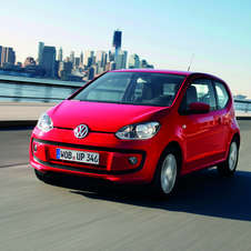 Volkswagen Up! Gen.1