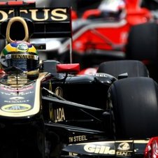 Lotus Formula 1 Teams Develops Reactive Ride Height System, Other Teams Forced to Keep Up