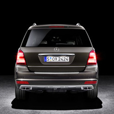 Mercedes-Benz GL 350 BlueTEC 4Matic Grand Edition