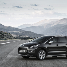 Peugeot 3008 Style 1.6 HDi CVM6