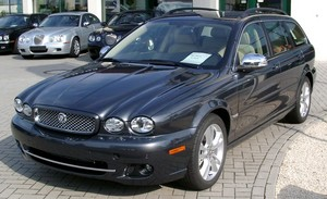 Jaguar X-Type Estate 2.0 V6