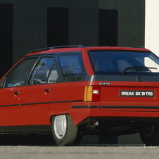 Citroën BX 19 TRS Break