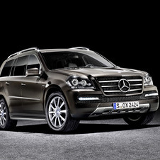 Mercedes-Benz GL 500 4MATIC Grand Edition