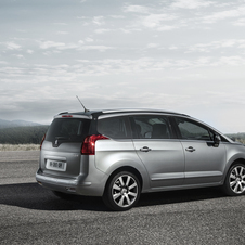 Peugeot 5008 Style 1.6 HDi CVM6