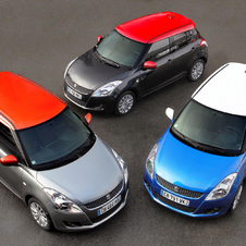 Suzuki Swift So'Color