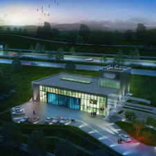 It will mostly be used by Hyundai's powertrain development center headquartered in Rüsselsheim