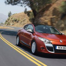 Renault Megane Coupe 1.5 dCi ECO I-Music