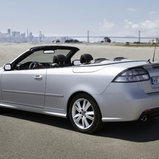 Saab 9-3 Convertible 1.9 TTiD 180 EcoPower Vector