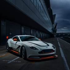 The new Aston Martin Vantage GT3 will be a limited edition of 100 units