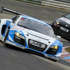 Two Audi DTM drivers will be racing both in the DTM race at Lausitzring and the 24-hour race