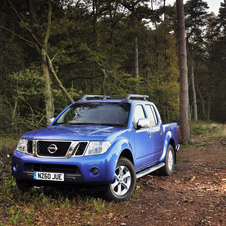 Nissan Navara 2.5 dCi 190hp 4x4 3,5T Double Cab XE