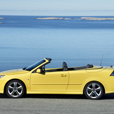 Saab 9-3 Convertible 1.9 TTiD 180 EcoPower Vector AT
