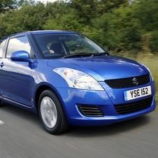 Suzuki Swift 1.2 VVT GLX A-Stop