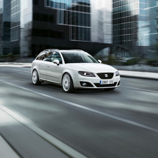 Seat Exeo ST 2.0 TDI CR Reference Ecomotive