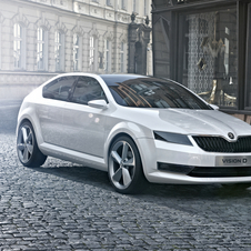 The Vision D concept shows the way for the next Octavia