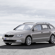 Skoda Superb Combi 1.6 TDI
