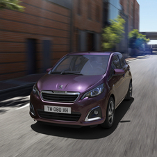 Peugeot 108 TOP SE Roland Garros 1.2 Pure Tech