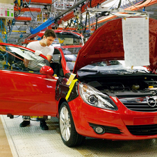 The Spanish factory currently makes the Corsa and Meriva