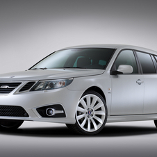 Saab 9-3 Sport Hatch 1.9TTiD 180 EcoPower Vector