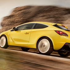 Opel Astra GTC 1.6 Turbo Innovation
