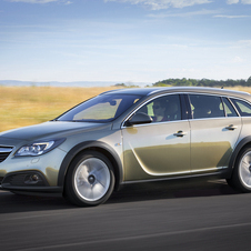 Opel Insignia Country Tourer 2.0 CDTI 4x4 Active Select
