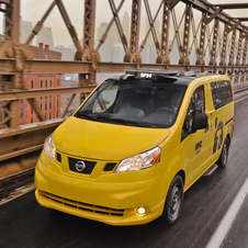 Nissan NV200 Taxi of Tomorrow