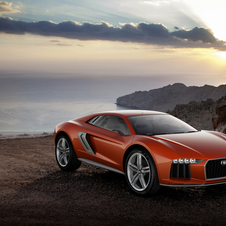 The Nanuk was designed by Audi and Italdesign