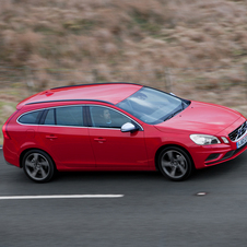 Volvo V60 2.4 D5 R-Design AT