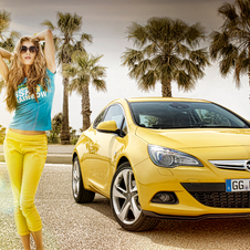 Opel Astra GTC 2.0 CDTI EcoFlex Start/Stop Innovation