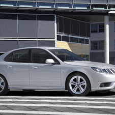 Saab 9-3 Sport Sedan 1.9TTiD 160 EcoPower Vector
