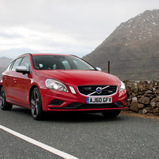 Volvo V60 2.4 D5 R-Design Prem. Start/Stop