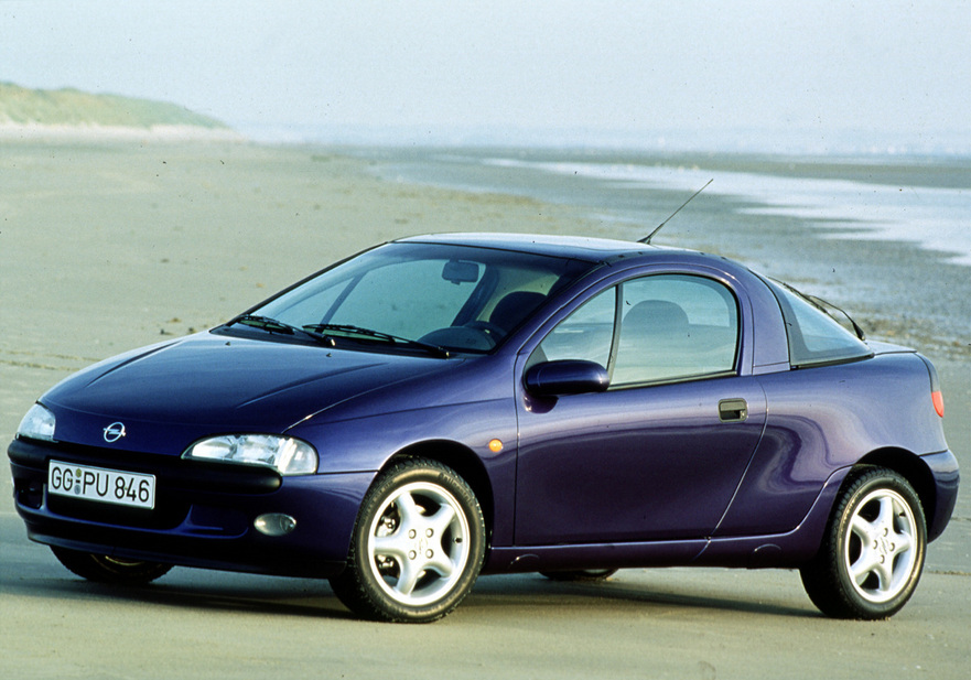 Fotos da Opel Tigra - Fotos de carros
