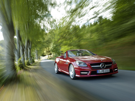 Mercedes-Benz SLK 200 BlueEFFICIENCY