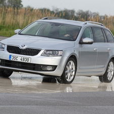 Skoda Octavia Break 1.6 TDI 4x4