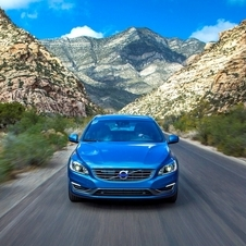 Volvo V60 D2 Kinetic Geartronic