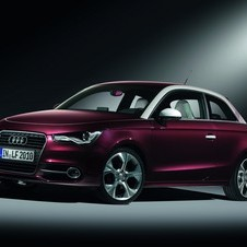 "Audi A1 ""Fashion"" 1.6 TDI"