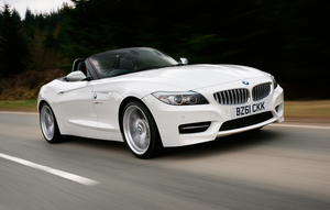 BMW Z4 Roadster 2.0 sDrive20i
