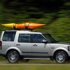 Land Rover Discovery 4 TDV6 3.0 S 211hp