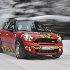 MINI (BMW) Countryman 1.6T John Cooper Works