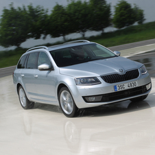 Skoda Octavia Break 2.0 TDI 4x4