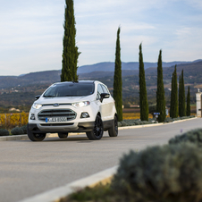 Ford EcoSport 1.0 EcoBoost  Trend